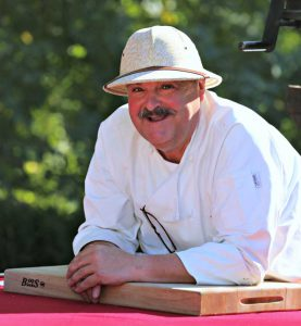 Chef Pascal Godé at Alisal Guest Ranch & Resort