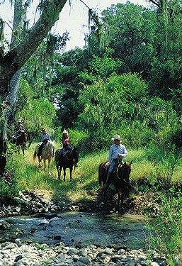 Alisal Guest Ranch and Resort - horseback riding traditions
