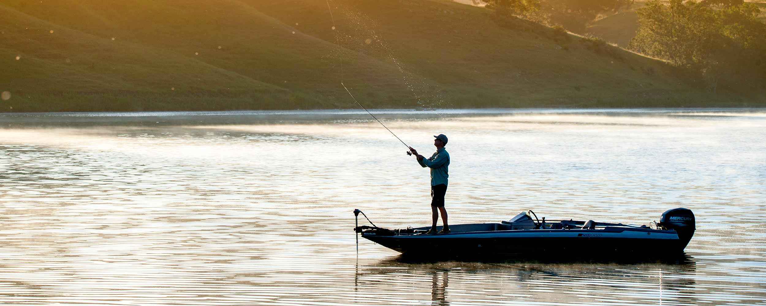 fishing on Alisal Lake - Alisal Resort in Solvang California