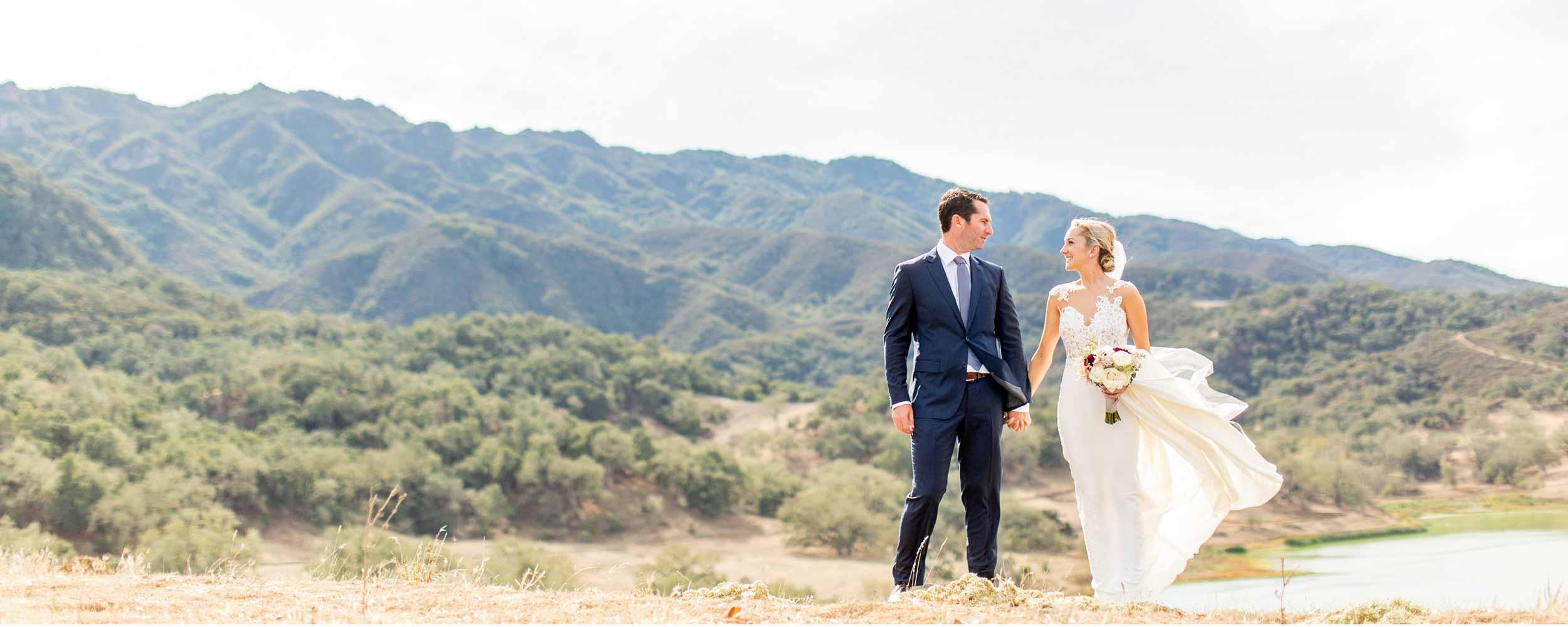Alisal weddings - Alisal Resort in Solvang California