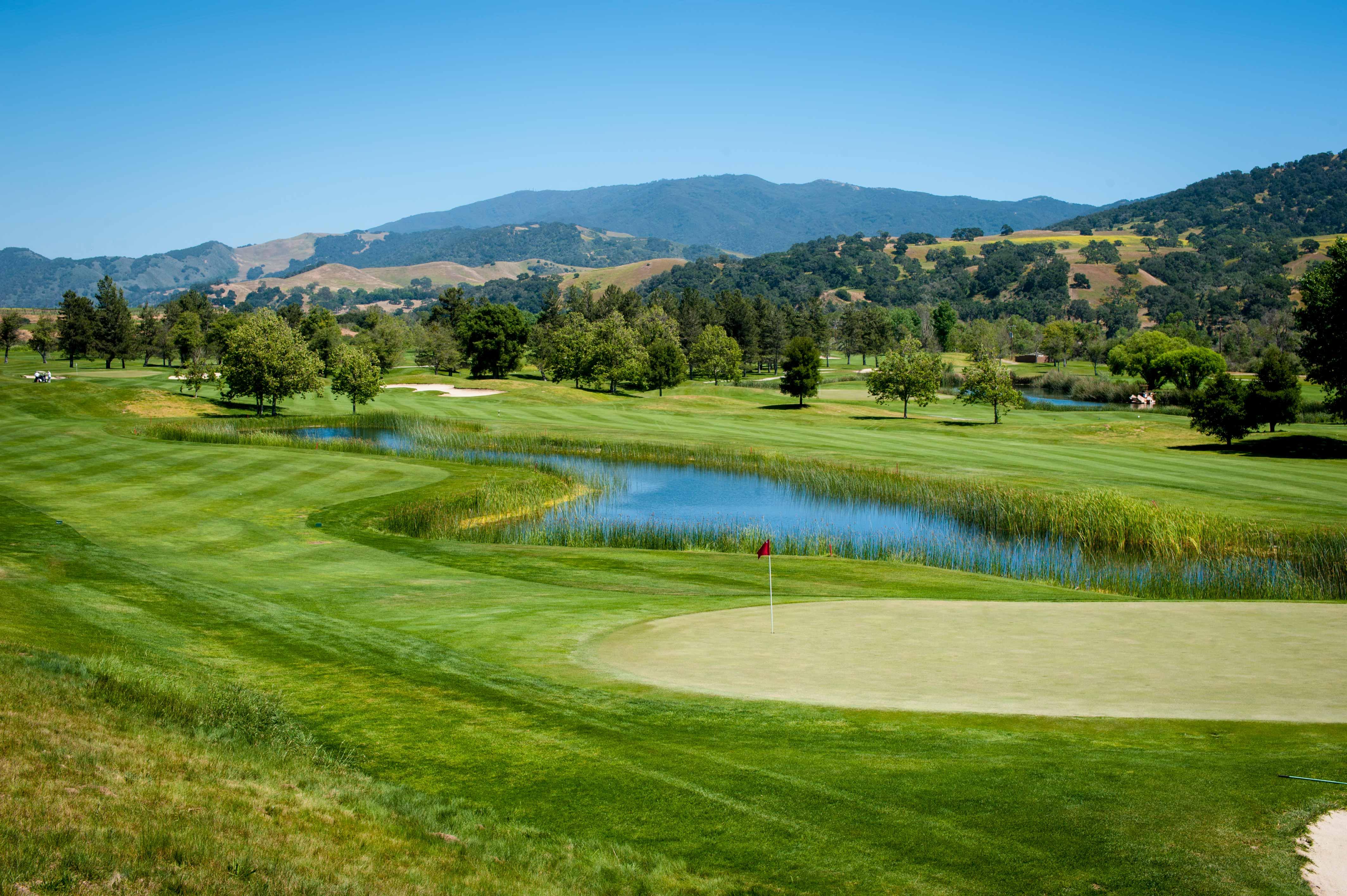 Alisal River Golf Course - Alisal Resort in Solvang California