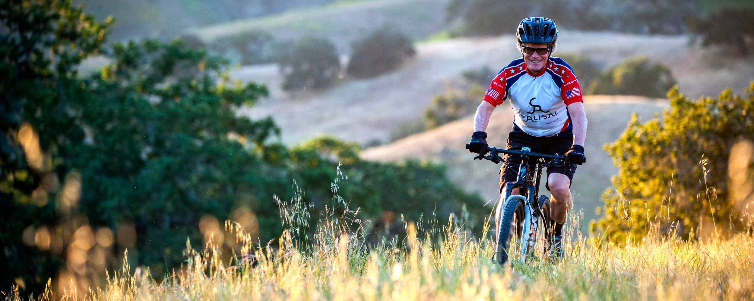 cycling at Alisal Ranch - Alisal Resort in Solvang California