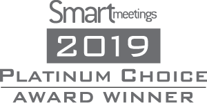SmartMeetings Platinum Choice Award Winner 2019 logo