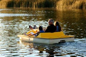 Alisal Guest Ranch and Resort - Alisal Lake boat rentals