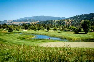 Alisal River Golf Course - Alisal Resort in Solvang California