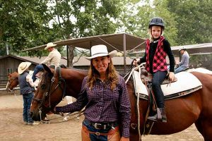 horse rides at Alisal - Alisal Resort in Solvang California