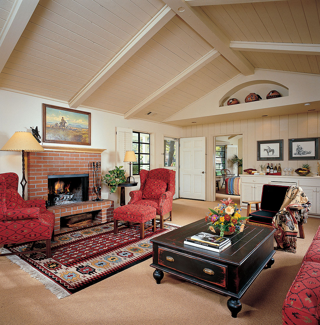 Deluxe One Bedroom Suite at the Alisal Guest Ranch & Resort in Solvang, CA