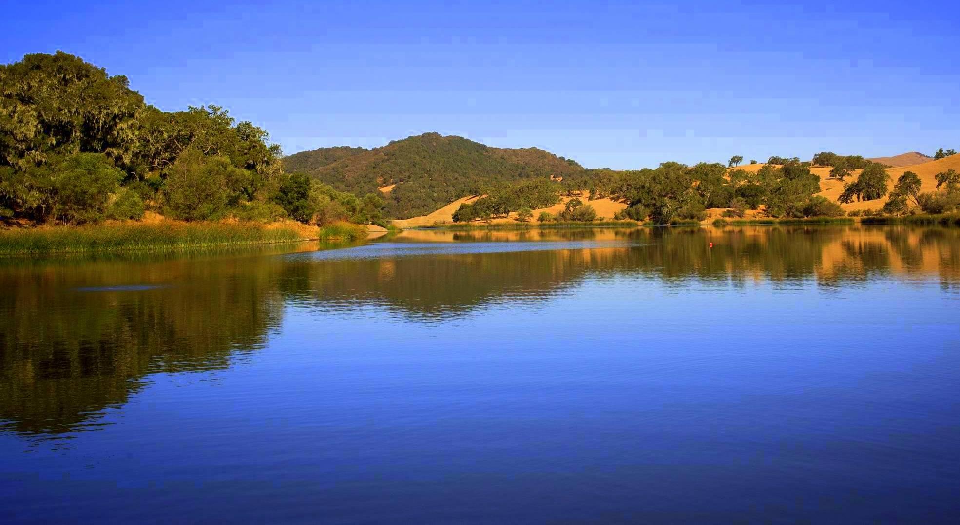 Alisal Lake - Alisal Guest Ranch and Resort