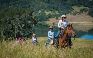 Alisal Guest Ranch horseback riding