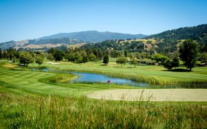 Alisal Guest Ranch River Golf Course