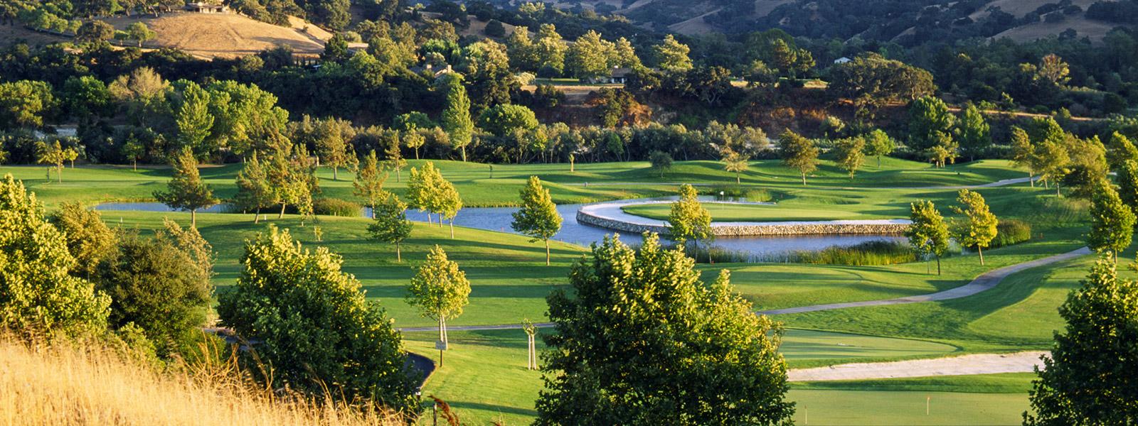 Luxury Santa Barabara Golf Course