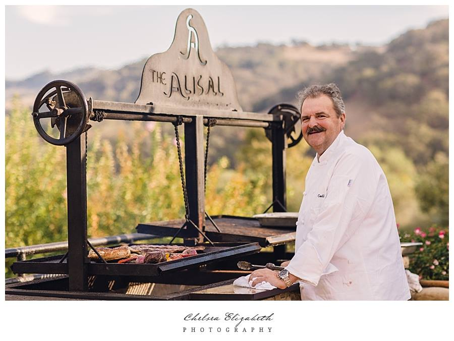 Alisal Guest Ranch and Resort - Chef Pascal Godé