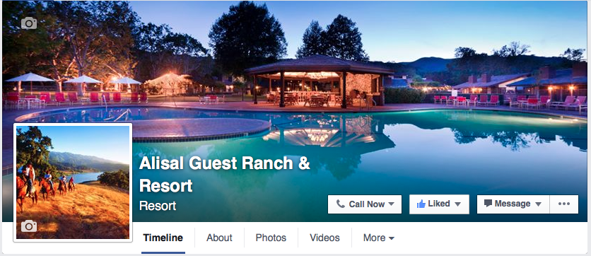 Alisal Guest Ranch and Resort - Staying Connected