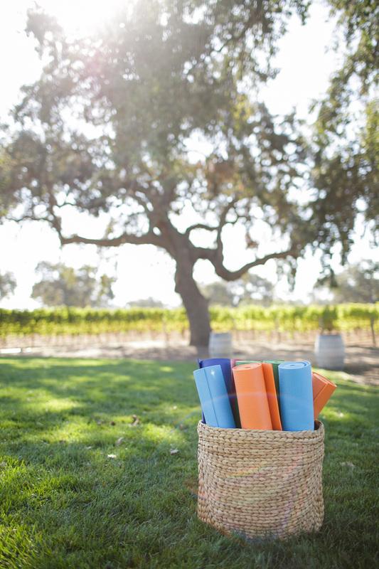 Alisal Guest Ranch and Resort - Vineyard yoga