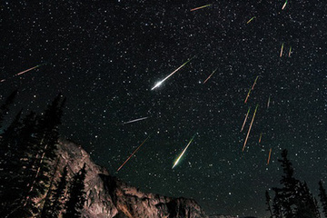 Alisal Guest Ranch and Resort - Perseid meteor shower