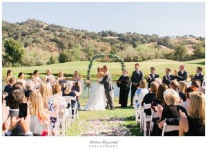 Amy and Jeff's Alisal River Terrace Nuptuals