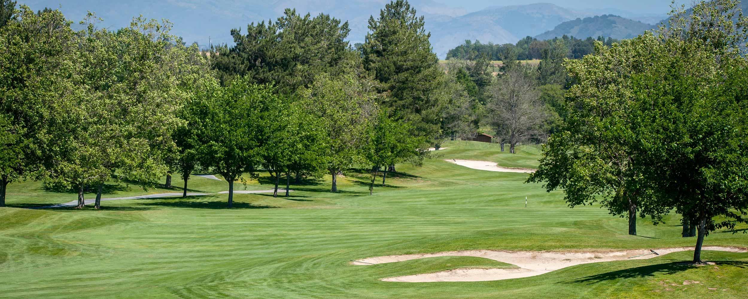 Alisal Ranch Golf Course - Alisal Resort in Solvang California