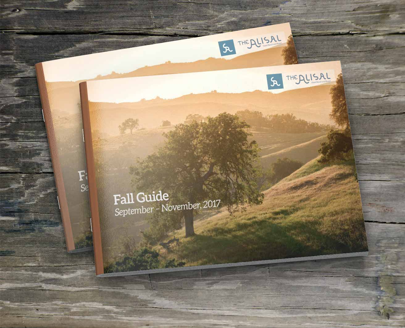 Alisal Guest Ranch Fall Guide 2017