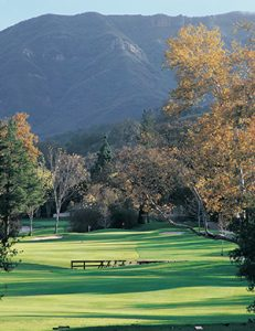 Fall at The Alisal's Ranch Course