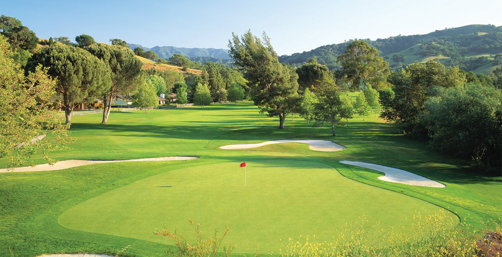 The Ranch Course at The Alisal