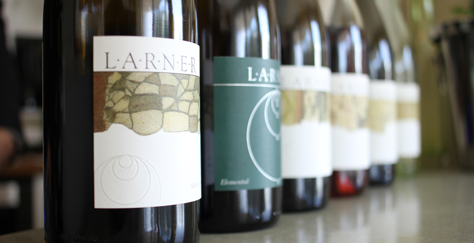 Larner Wines in Los Olivos