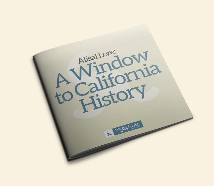 Alisal Lore - A Window to California History - Download this Booklet