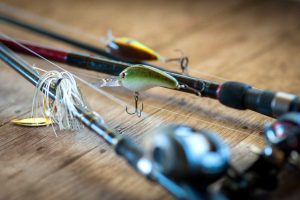 We have all the tackle you need at the Alisal Bait Shop