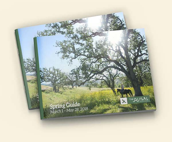 Spring 2018 Activity Guide for the Alisal Guest Ranch & Resort