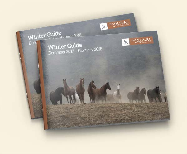 Winter Activities Guide - Alisal Guest Ranch and Resort