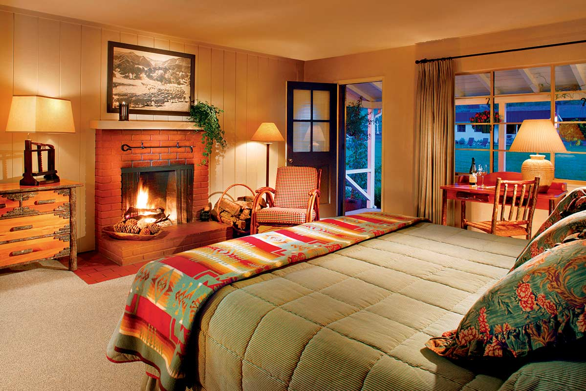 Guest Ranch And Resort Accommodations Alisal Guest Ranch