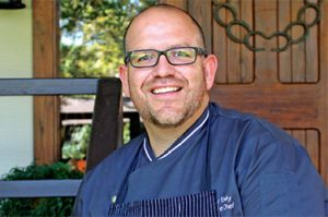Chef Anthony Endy at The Alisal Guest Ranch & Resort
