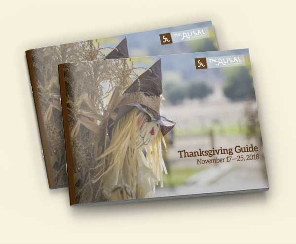 Thanksgiving Activity Guide - Alisal Guest Ranch & Resort in Solvang, CA