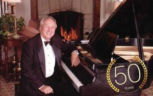 Bill Powell — The Saloon Piano Man at the Alisal Guest Ranch and Resort