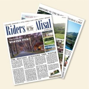 Riders of The Alisal – Winter 2019