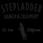 Stepladder Ranch & Creamery logo