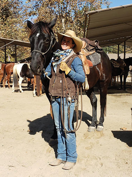 Featured Alisal Wrangler, Jennifer Sorenson