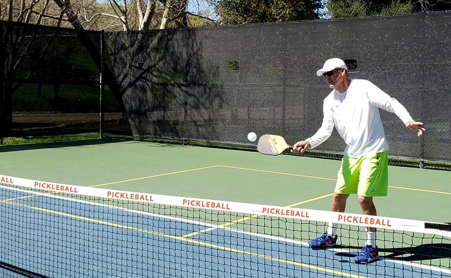 Pickleball at The Alisal
