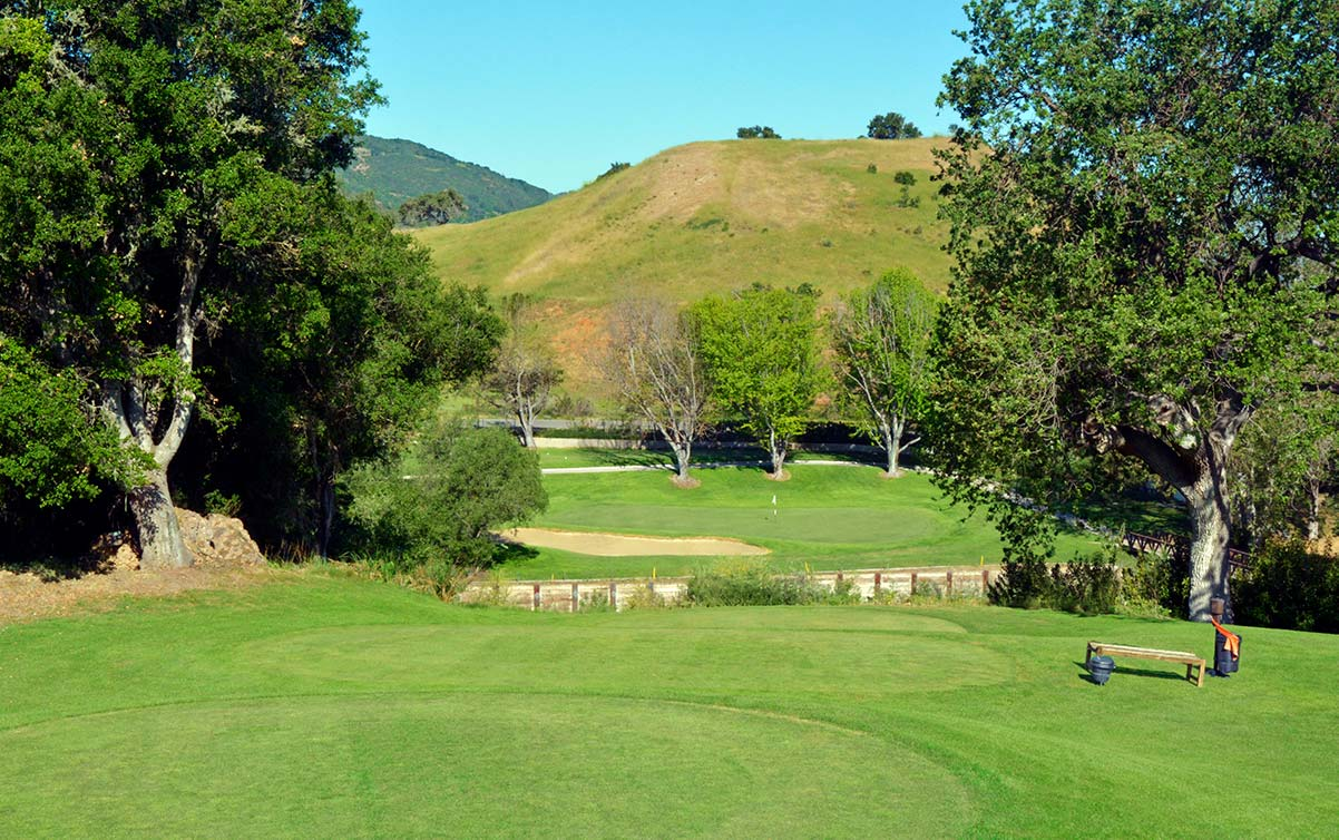 History in the making – Alisal Ranch Course