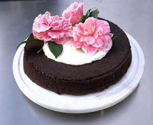 Bistro Chocolate Cake by Valerie Gordon