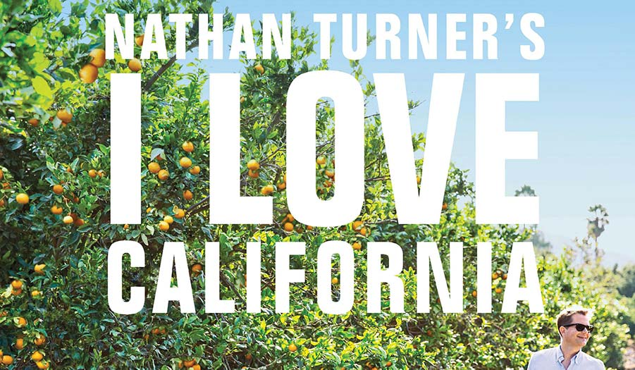 """I Love California"" Workshop with Nathan Turner"