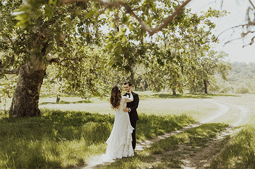 An Elegant, Rustic Wedding at The Ranch