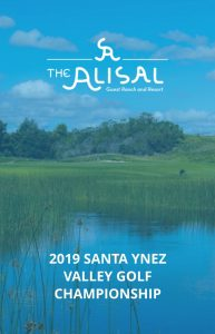 The Alisal's 2019 Santa Ynez Valley Golf Championship