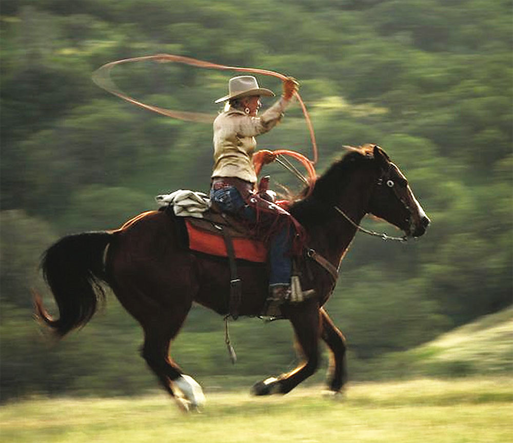 Honoring a Legendary Cowgirl