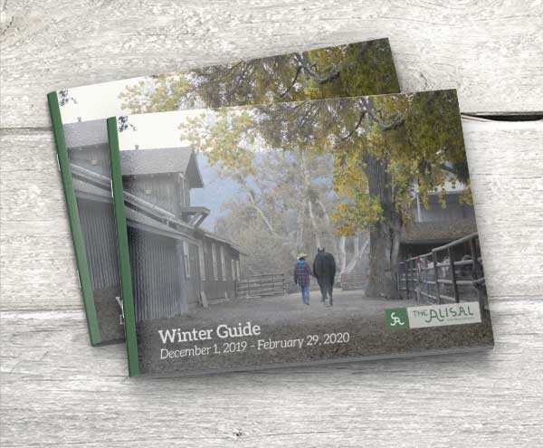Winter 2019 Activities Guide - Alisal Guest Ranch and Resort