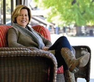 Kathleen Cochran, General Manager, Alisal Guest Ranch & Resort