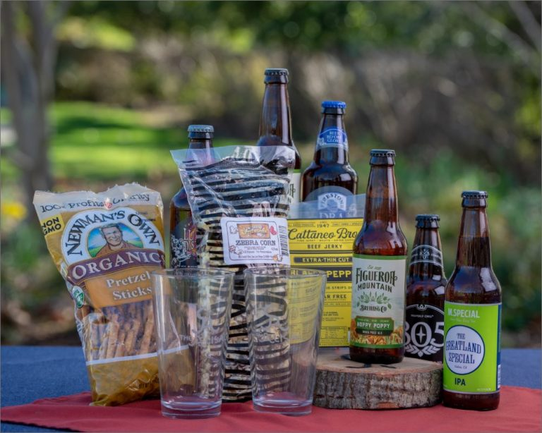 The Craft Brew Basket