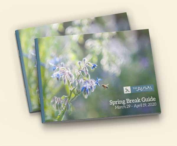Spring Break 2020 Activities Guide - Alisal Guest Ranch and Resort