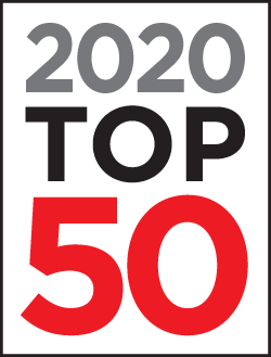"Recipient of ""PREMIER RANCH"" by Top 50 Ranches for 2020"
