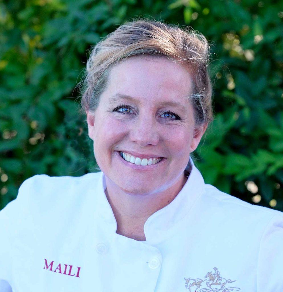 Chef Maili Halme